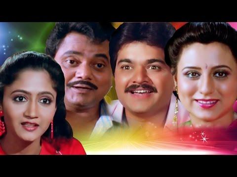 Dhumakool   Full Marathi Movie   Vijay Chauhan, Prashant Damle, Kishori Shahane