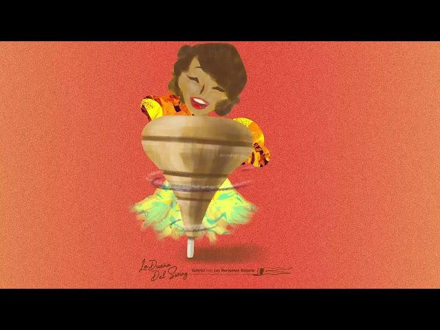 """14- """"La Dueña Del Swing"""" - Gabriel Pagan feat. Los Hermanos Rosarios"""