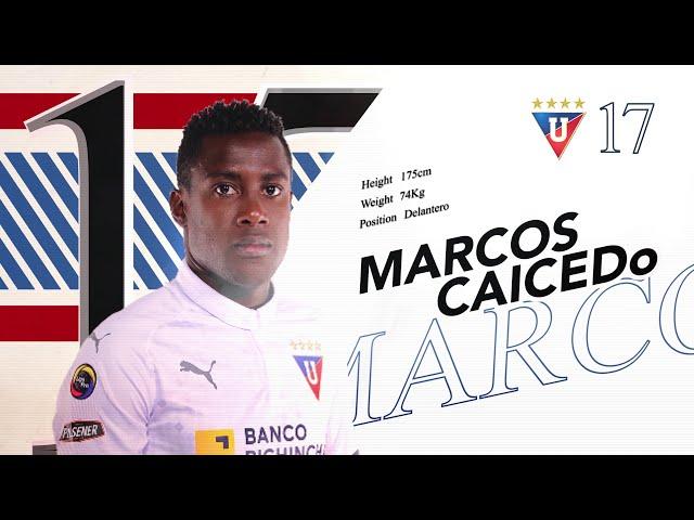Marcos Caicedo - Image Sport