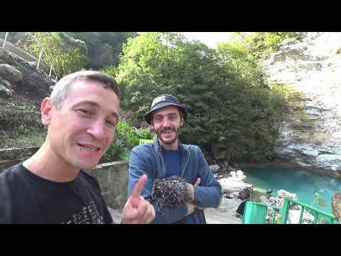 Поездка в Абхазию Октябрь 2020