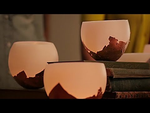 DIY Balloon Luminaries - DIY Network