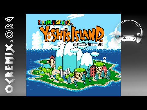 OC ReMix #2239: Super Mario World 2: Yoshi's Island 'Facing Fears' [Castle & Fortress]