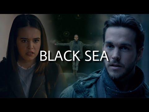 Josie & Kai || Black Sea