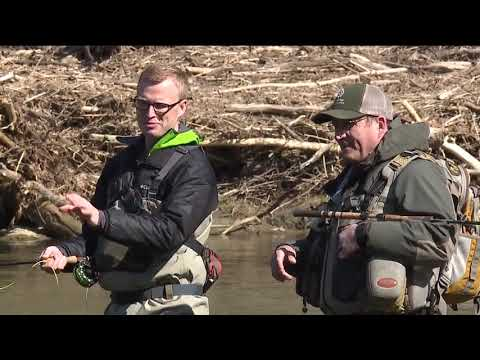 Here Are A Few Tips On How To Fish In The Rocky River