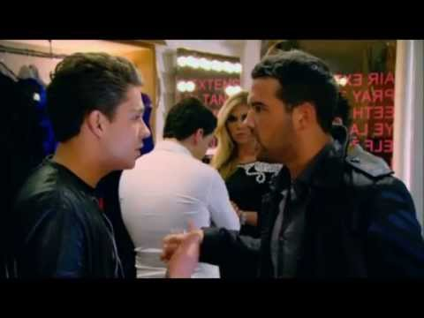 Joey Essex fights Ricky TOWIE Original Video
