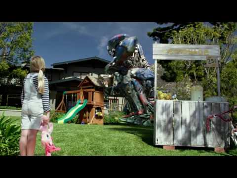 "Schick Hydro and Transformers The Last Knight ""Fist Bump"" 30 Second Commercial"