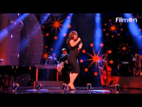 Caro Emerald - A Night Like This / Sway mash-up @ Royal Variety 2013