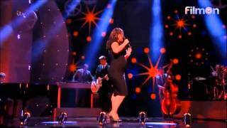 Caro Emerald - A Night Like This / Sway mash-up @ Royal Variety 2013