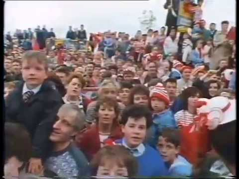 Passion Play - C4 Documentary about Derry City FC