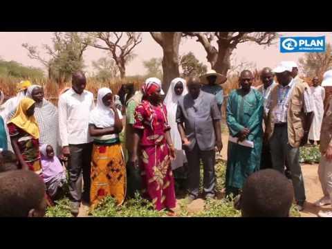 Film visite de TARRA C et Raymond R au Niger Mars 2017