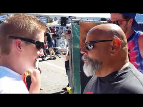 Utah Pride 2017 Triggered Skinny Homo Assaults Fat Preachers!