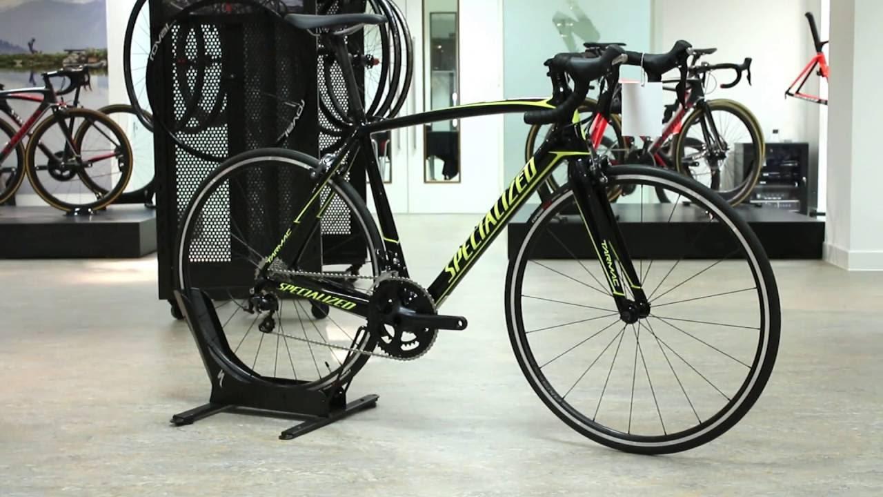 Specialized Tarmac Road Bike 2017 Youtube
