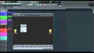 Как сделать чтобы Massive влез в экран FL Studio 10.