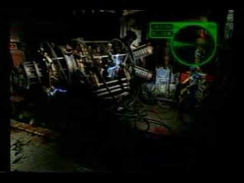 Resident Evil 3 Nemesis Final Boss Playstation Youtube