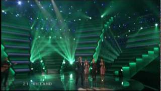 Eurovision Ireland Entries 2000-2010 Recap