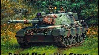 Звуковой мод «Живой Экипаж» для World of Tanks
