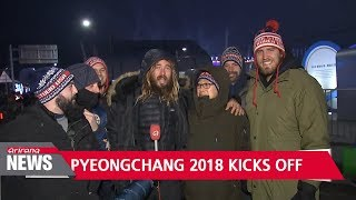 2018 PyeongChang Winter Olympics to kick off Friday with grand opening ceremony
