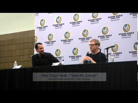 Wizard World NOLA 2014: Alan Tudyk - Taste My Justice!