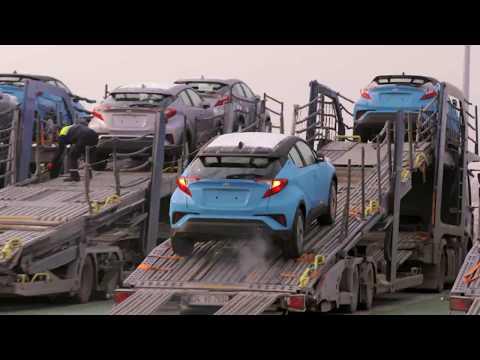 Toyota Motor Manufacturing Turkey Introduction Movie 2019