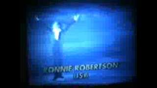 Ronnie Robertson - World Pro competition 1973