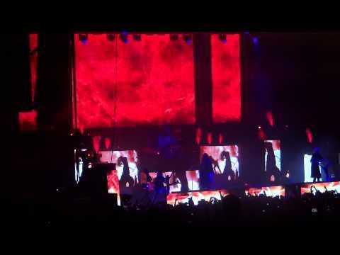 Rob Zombie - Superbeast Rockstar Mayhem Festival 2013 Atlanta GA
