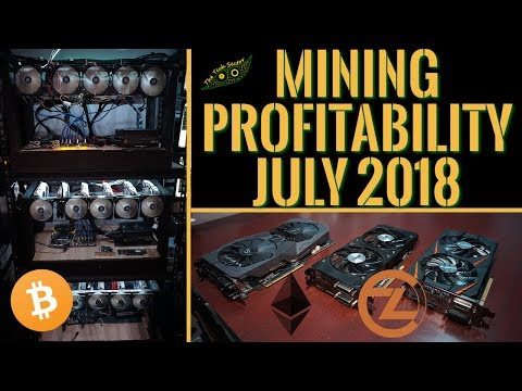 Should You Mine | July 2018