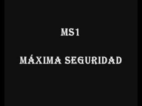 MS1 Máxima Seguridad 2012