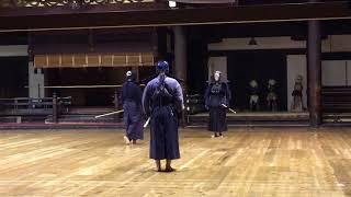 Kendo in Kyoto