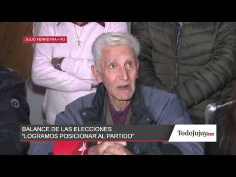 Rubén Rivarola: El Partido Justicialista fue el gran ganador de los comicios