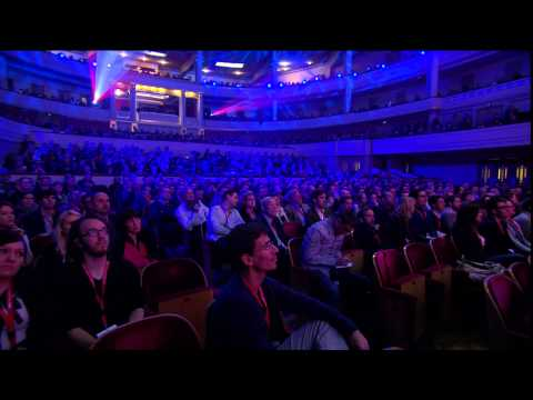 Digital ethics and the future of humans in a connected world | Gerd Leonhard | TEDxBrussels