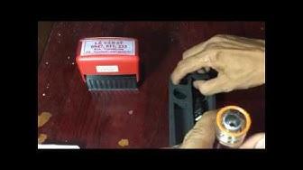 Hướng dẫn sử dụng và test khói smok vape pen 22
