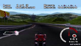 Ducati World Racing Challenge Gameplay Quick Race (PSX,PS)