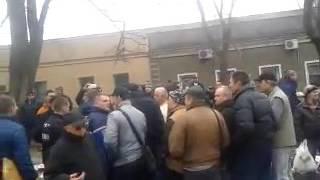 Конфликт на Староконном рынке, Одесса