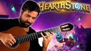 HEARTHSTONE Main Theme Classical Guitar Cover Beyond The Guitar