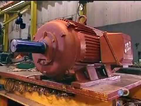 Induction Motor Assembly