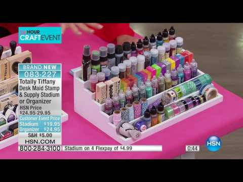 HSN | Crafty Organization 05.09.2017 - 06 PM