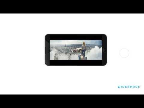 DNB Bank - MasterCard Eurobonus - Takeover Split Video - Norway