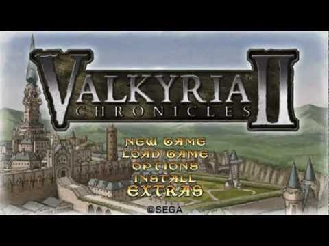 Let's Play Valkyria Chronicles 2 [German] (PSP) Part 1