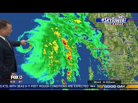 Hurricane Michael morning update: October 10, 2018