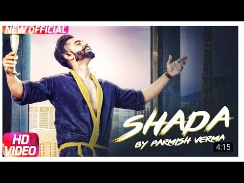 Shada (Full Video)   Parmish Verma   Desi Crew   L Ringtone