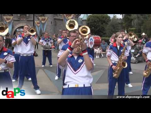 03 - The Incredibles - 2011 Disneyland All-American College Band