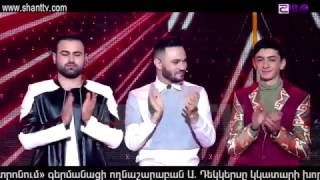 X Factor4 Armenia Gala Show 4 12 03 2017