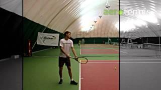 Теннис. Подача