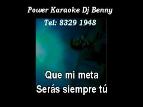 Sereno Manantial karaoke