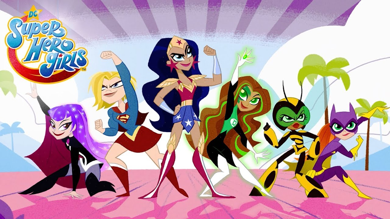 DC Super Hero Girls: Super Late!