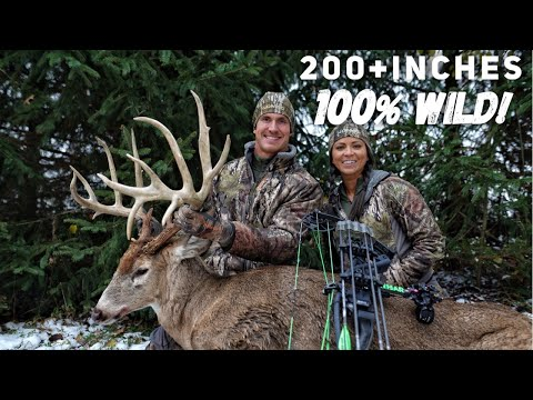 The Hunt For Wires! Josh's 215 Inch Bow Kill Of A Lifetime | Bowmar Bowhunting |