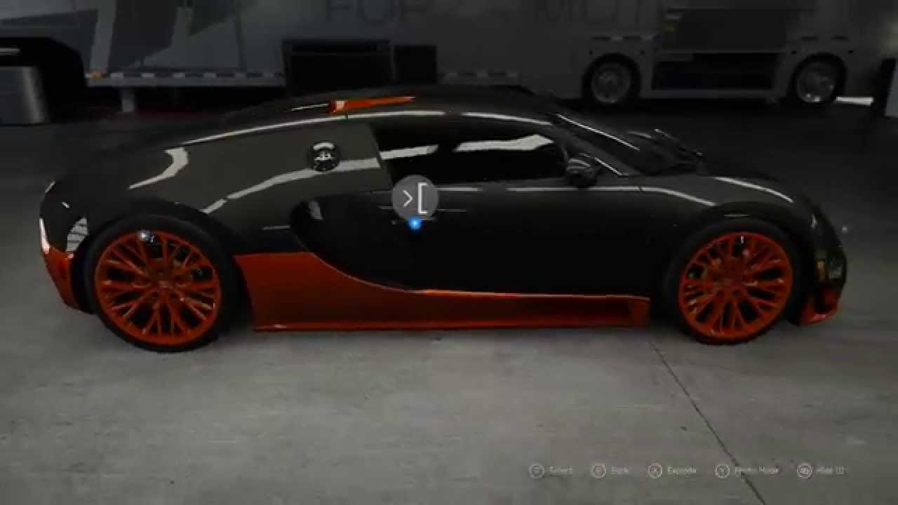bugatti veyron ss vs le mans prototype cars on le mans forza motorspo. Black Bedroom Furniture Sets. Home Design Ideas