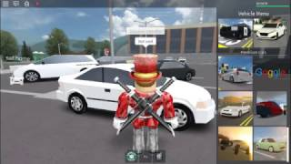 ROBLOX (New Year's Update)Pacifico [trying the new Premium Cars!!