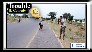 TROUBLE, fk Comedy. Funny Videos-Vines-Mike-Prank-Fails-Animal, Try Not To Laugh Compilation.
