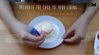 Kracie Happy Kitchen Cake Decoration Kit Thumbnail